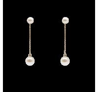 Mermaid Pearl Earrings (2 looks)