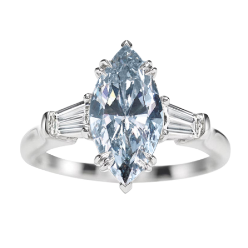 Crystal Palace Diamond Ring