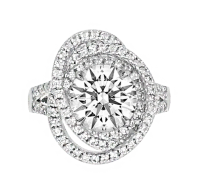Starlight Diamond Ring