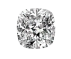 Cushion Shape White Diamond