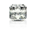 White Radiant Cut Diamond